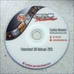 Printable CD/DVD